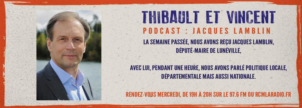 Invité de la semaine - Jacques Lamblin