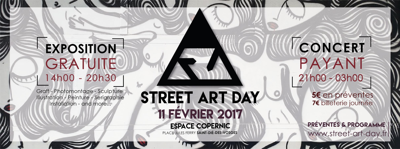 street art day