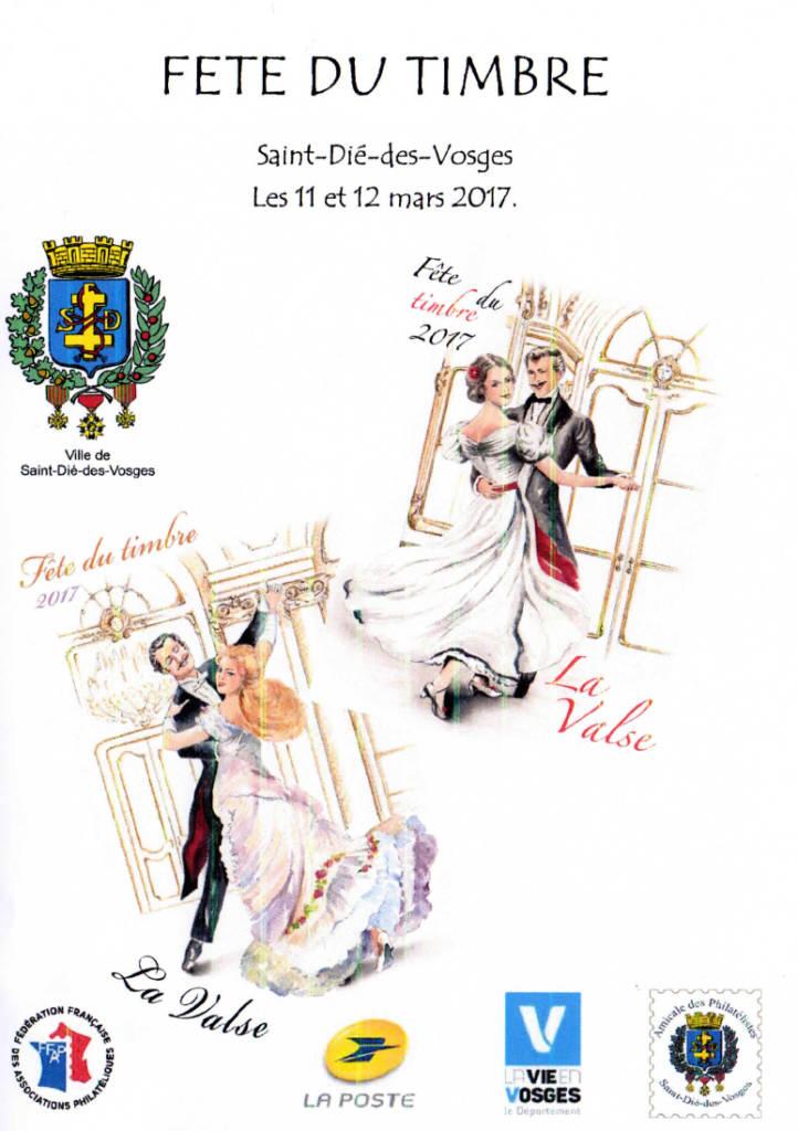 fête du timbre 2017