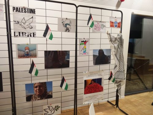 Printemps de la Palestine