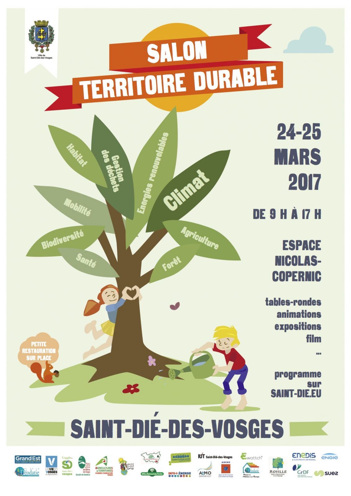salon territoire durable