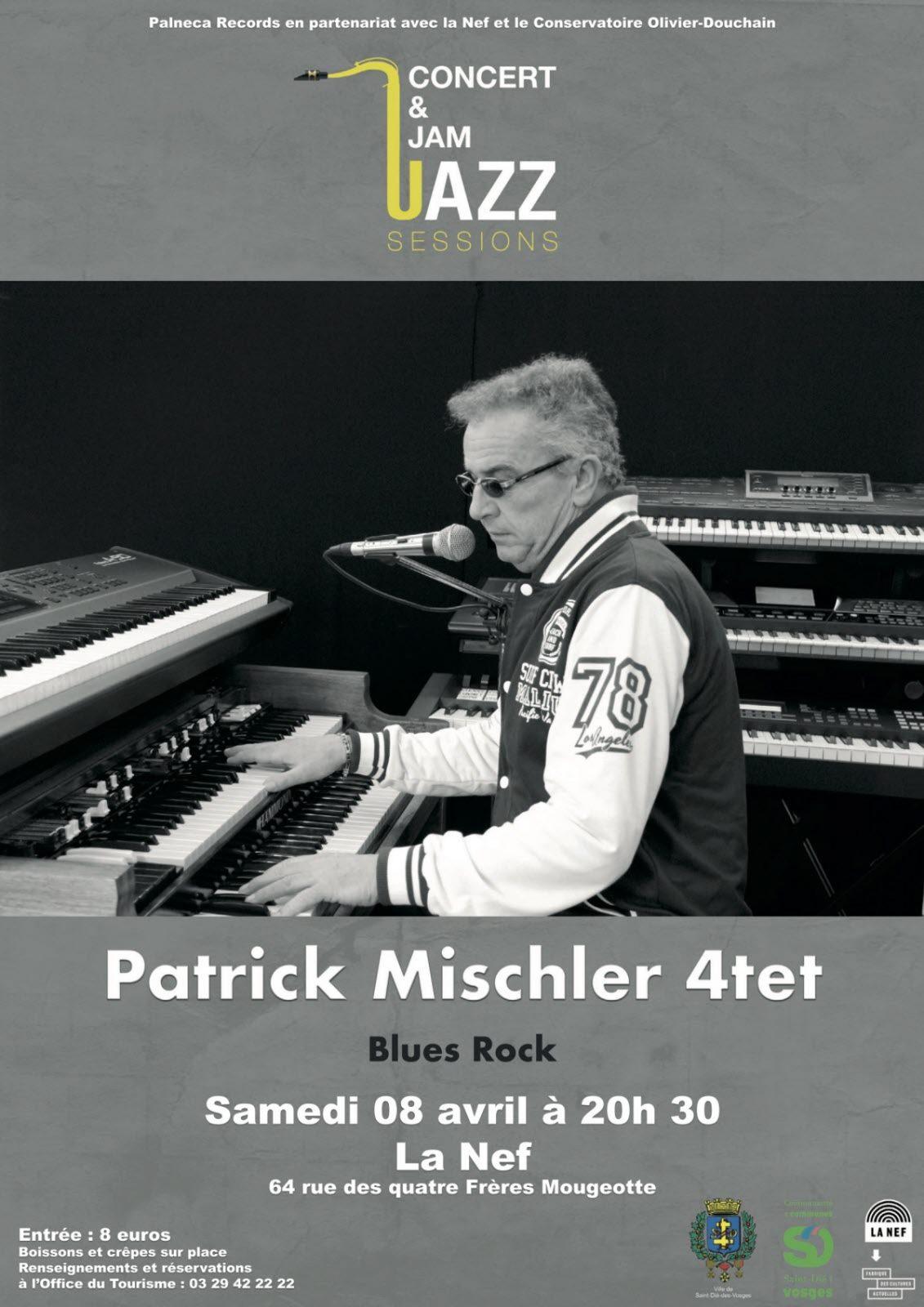 concert patrick mischler
