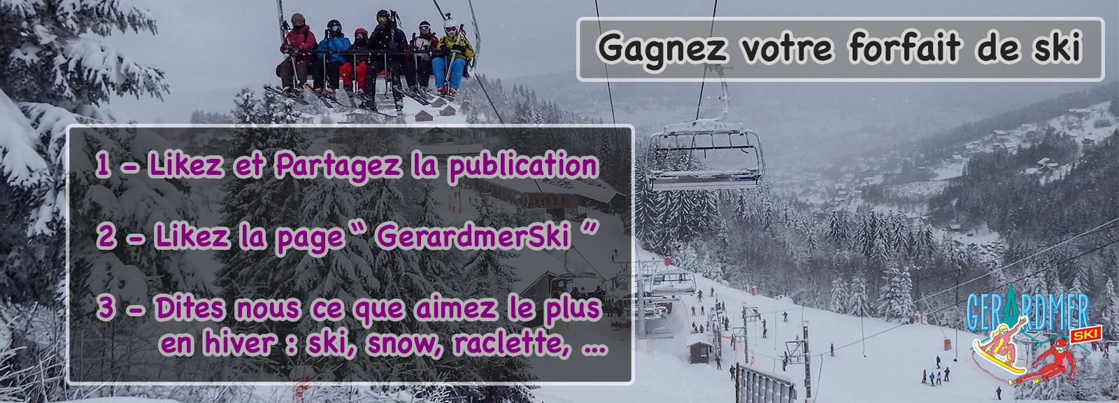 Jeux Concours - Ski 2017